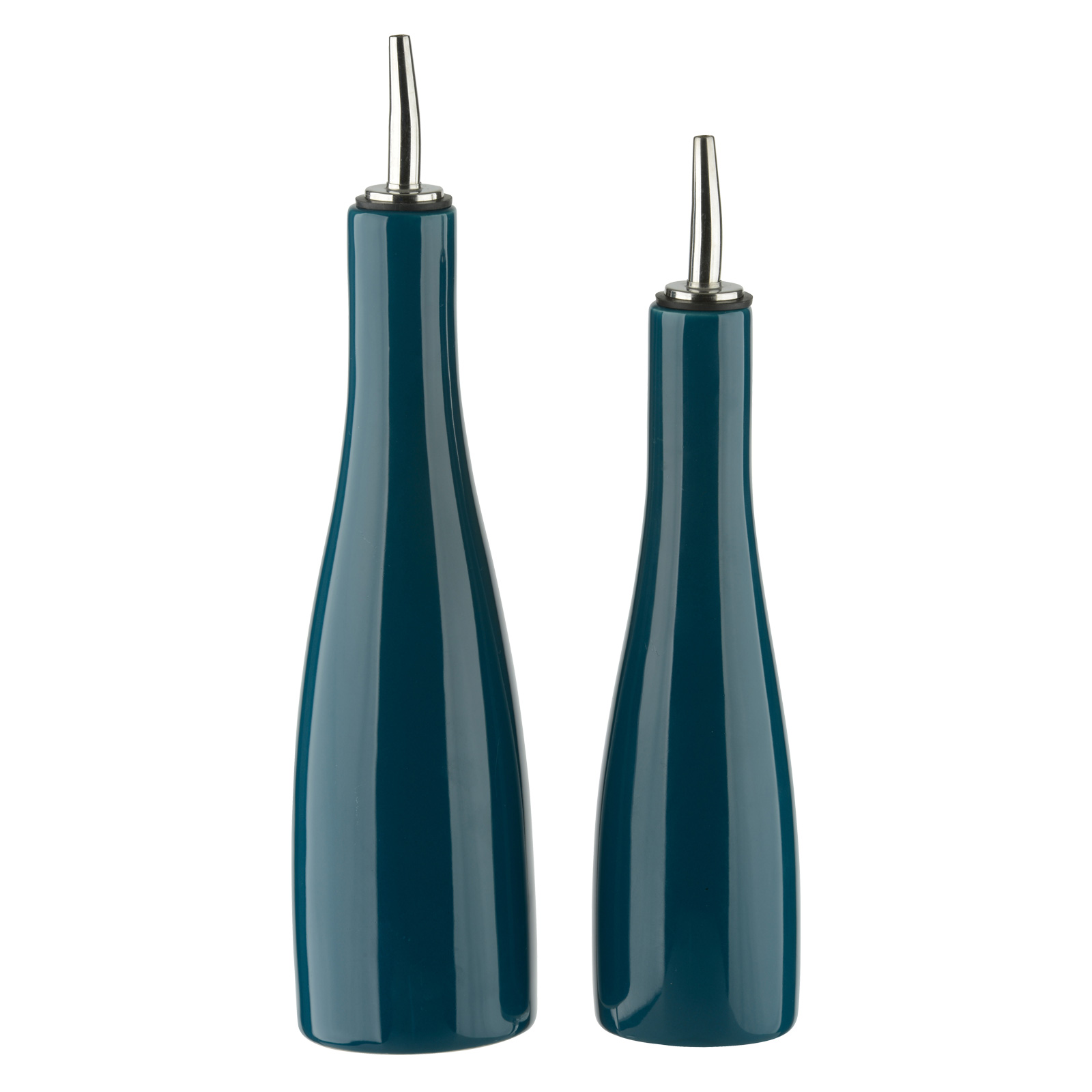 SCOOP! Oil & Vinegar Set Teal by BIA