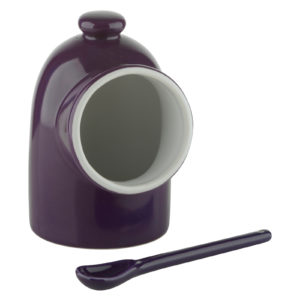 SCOOP! Salt Pig & Spoon Purple by BIA