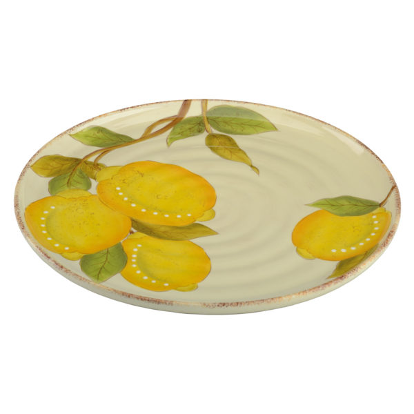 Sorrento Round Serving Platter by BIA