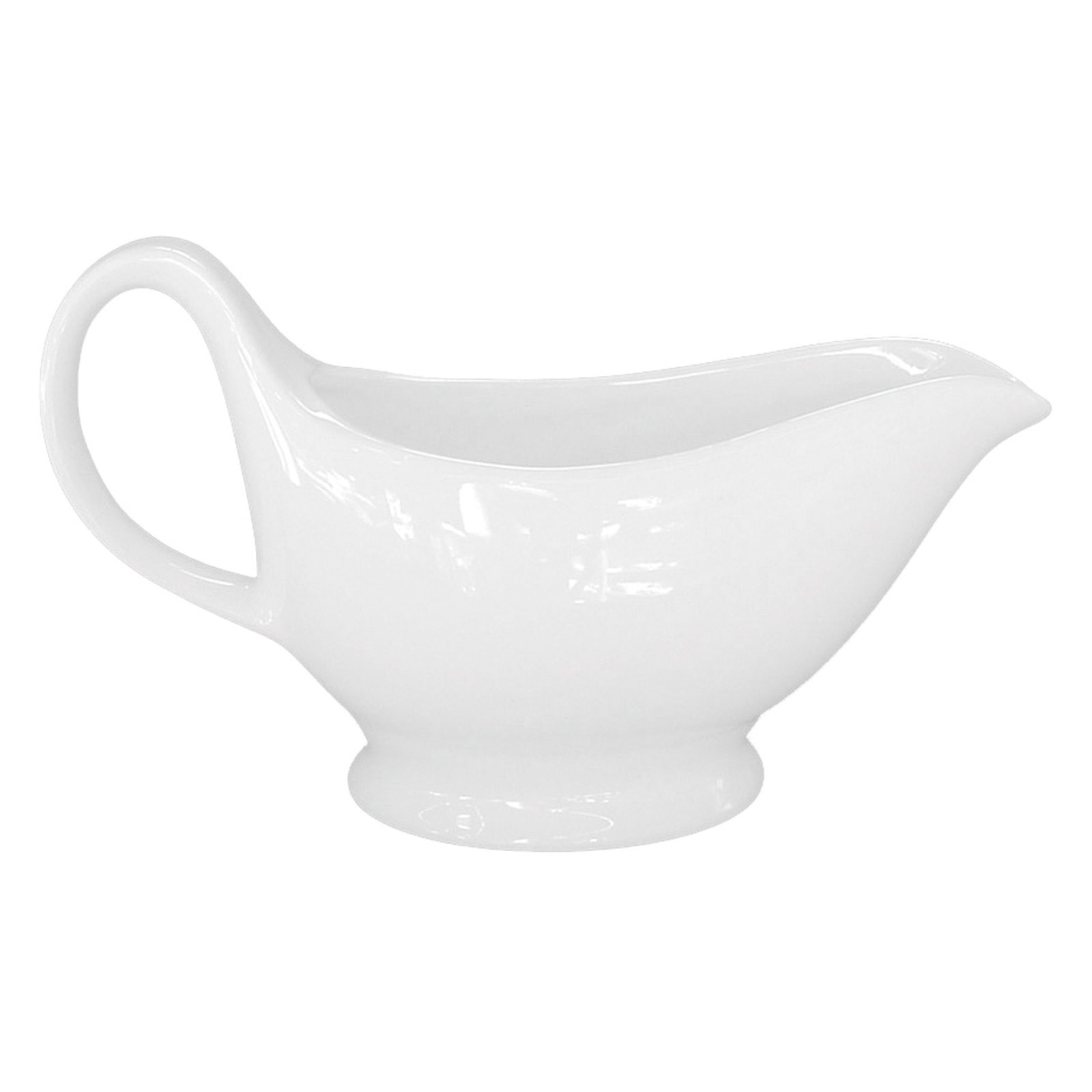 Set of 6 Classic Sauceboats Small by BIA