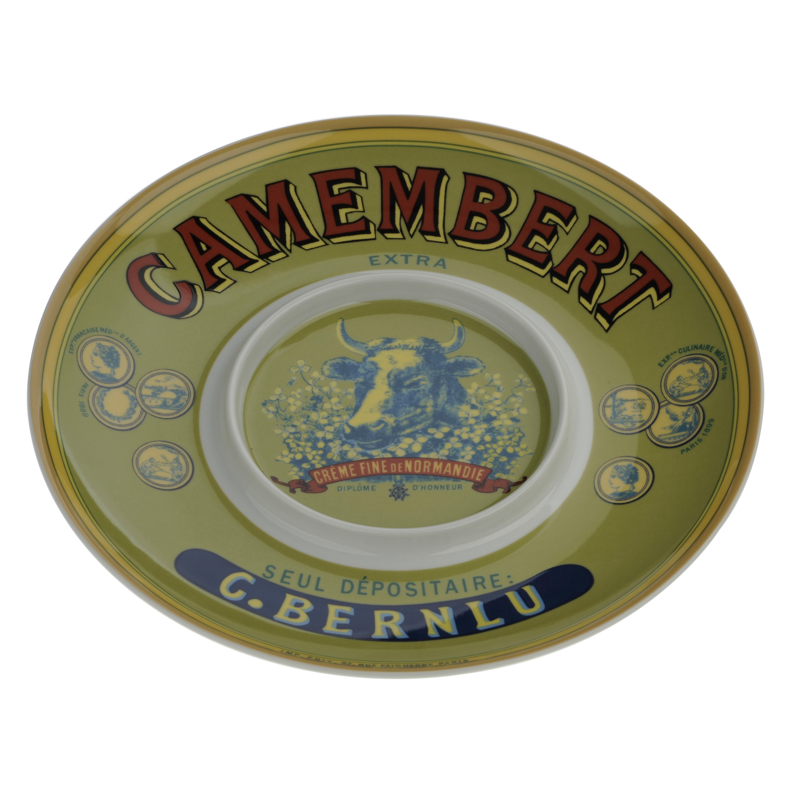 Cow's Head Camembert Baker Platter  by BIA