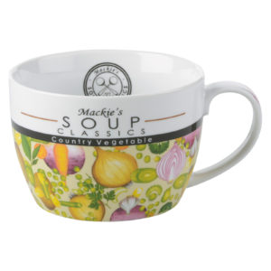 Mackie's Country Vegetable Soup Mug by BIA