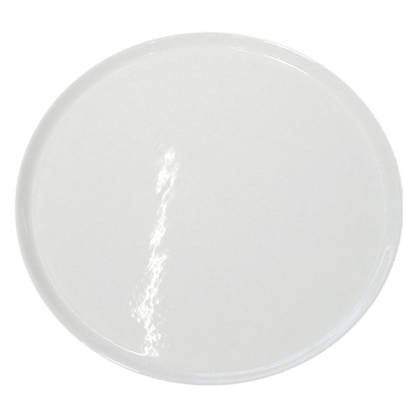 Set of 2 Round Pizza / Gateaux Plates by BIA