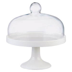 Elegance Cake Stand White - Complete Set by BIA