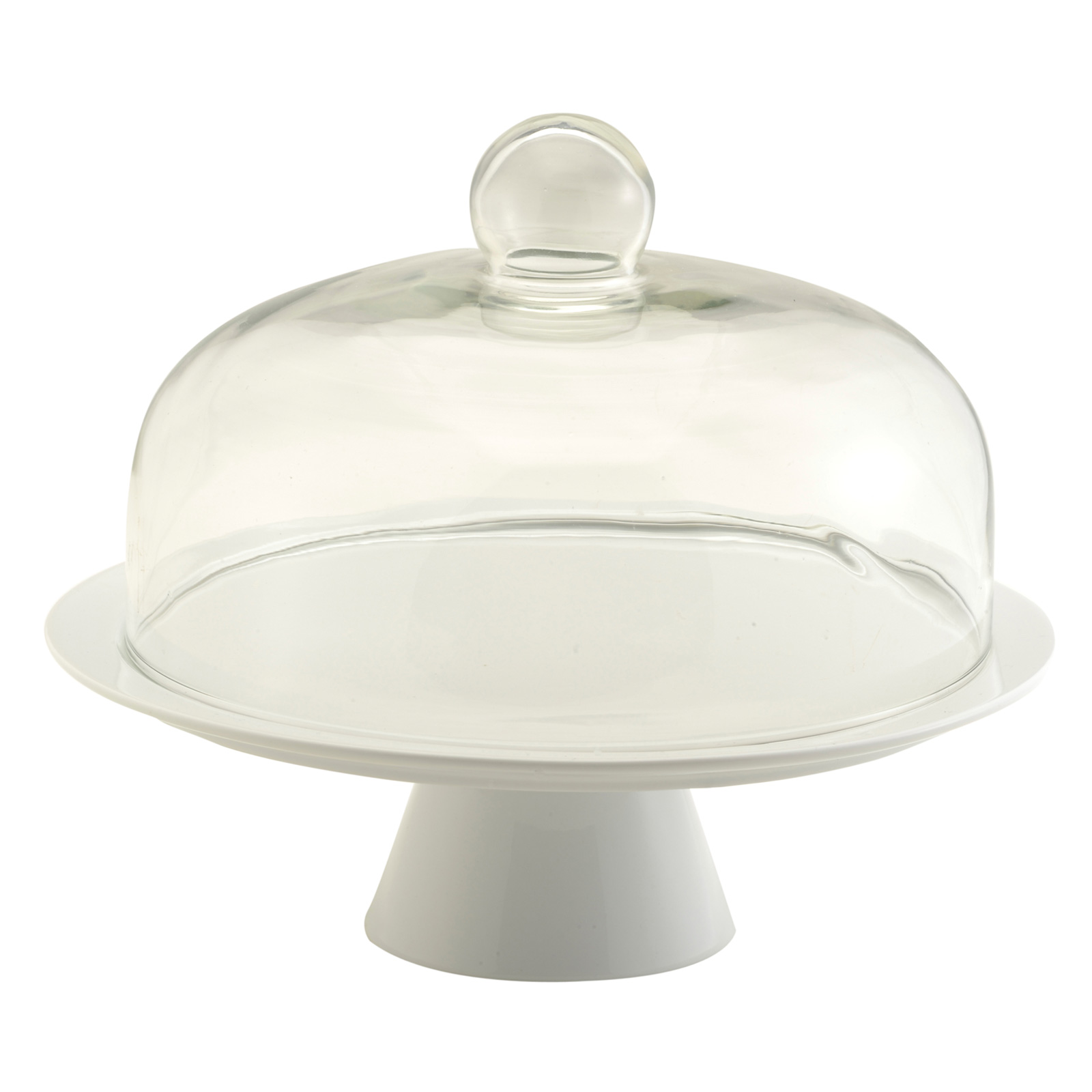 Cake Stand with Dome - Complete Set by BIA