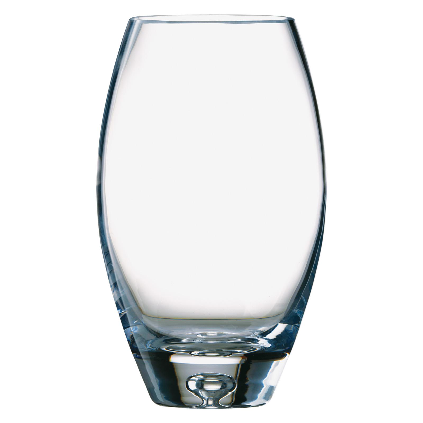 Bubble Base Barrel Vase Small by Dornberger