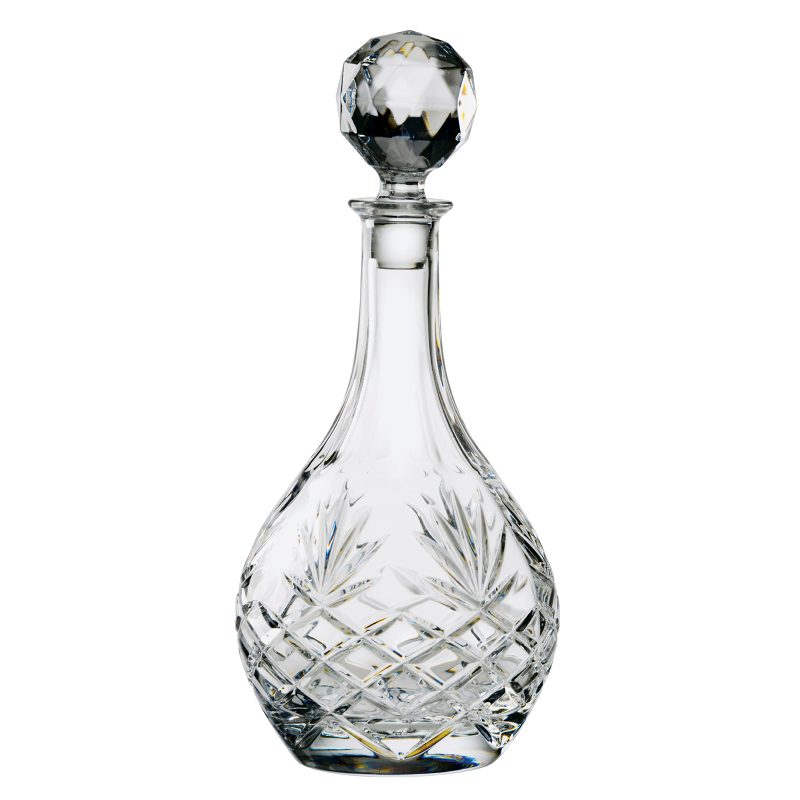Sovereign Wine Decanter Fully Cut (24%) by Dornberger