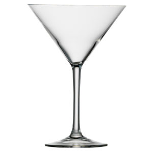 Set of 6 Grandezza Martinis by Stolzle