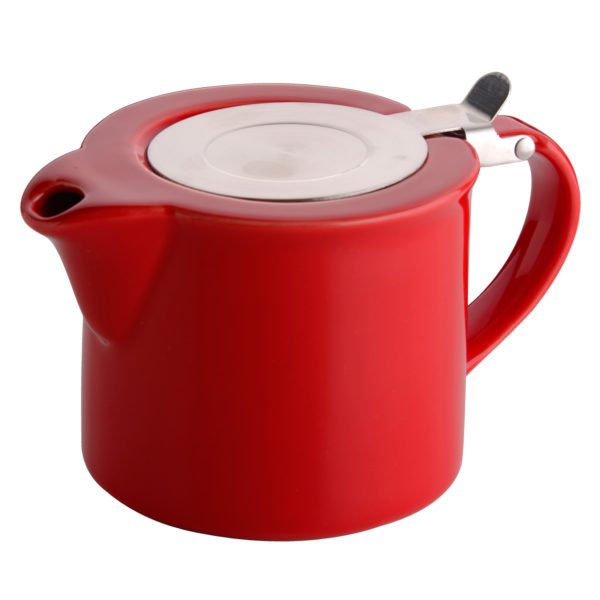 Infuse Teapot Red by BIA