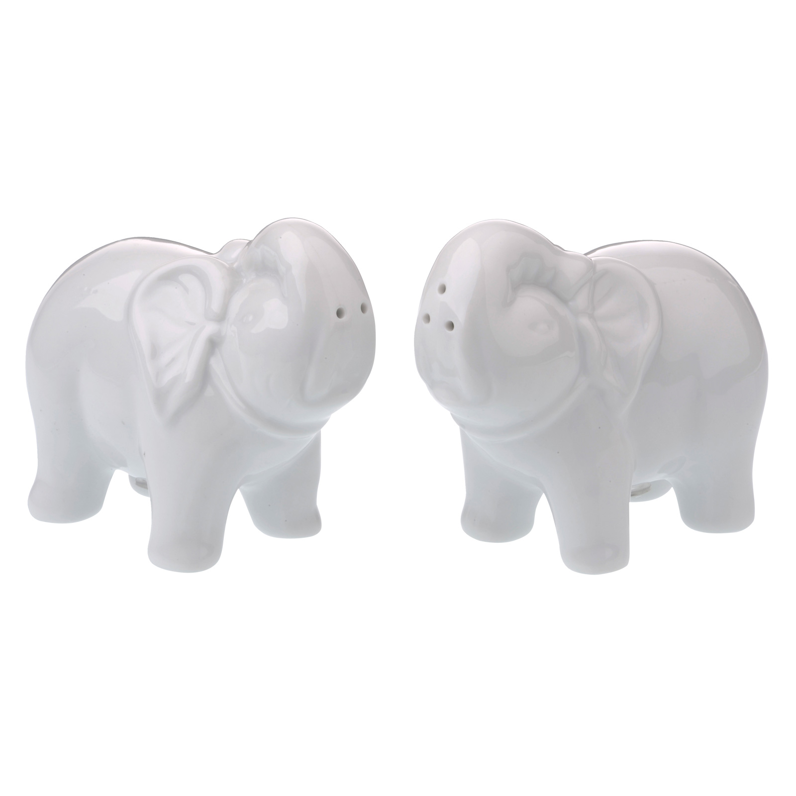Elephant Salt & Pepper Shakers by BIA
