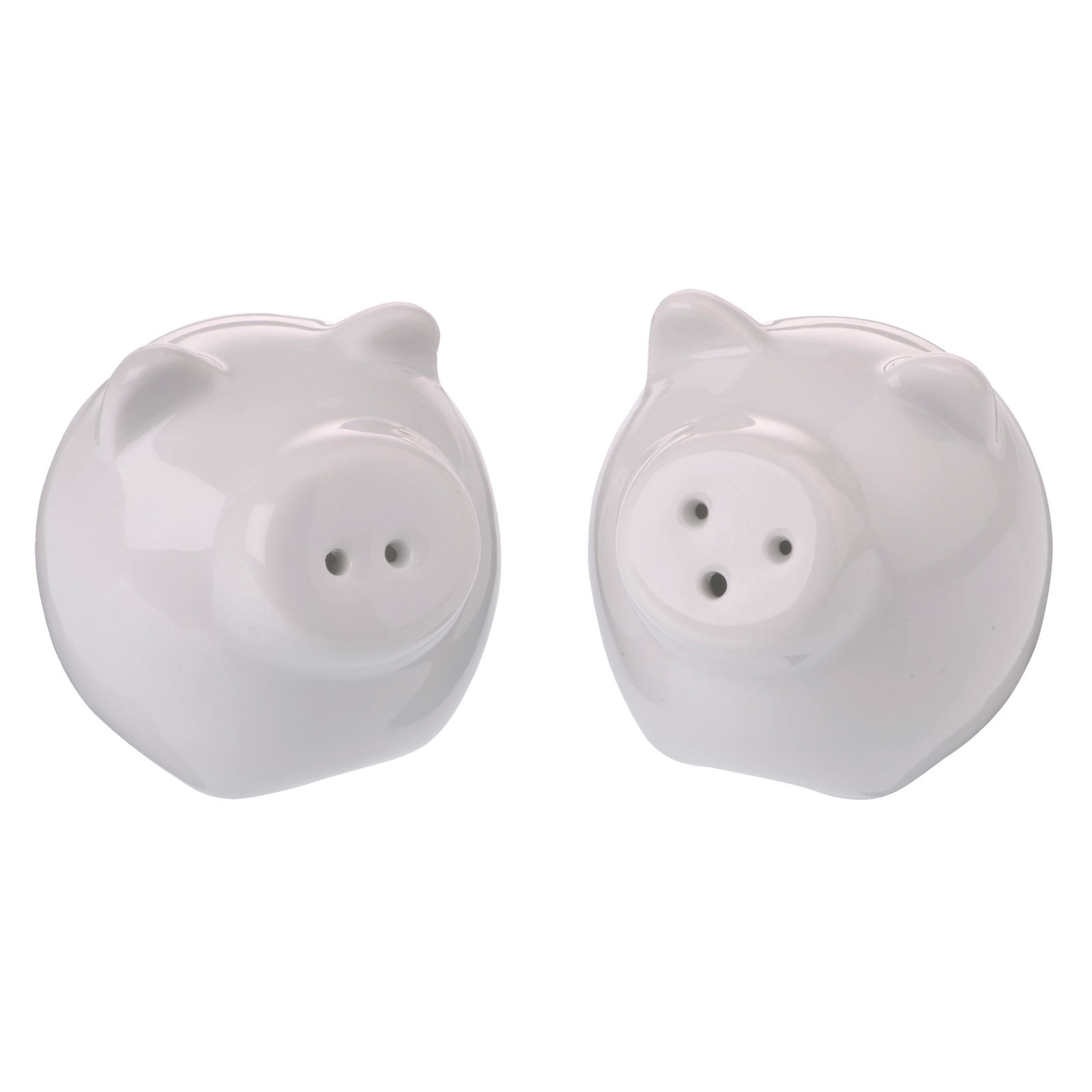 Mini Pig Salt & Pepper Shakers by BIA