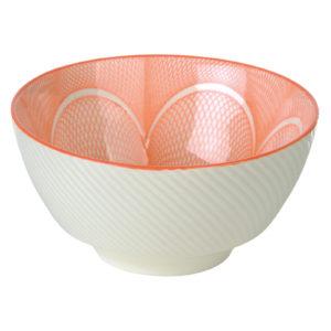 Set of 4 Spyro Rice Bowls Orange by BIA