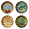 Set of 4 Classic Camembert Chutney Dishes by BIA