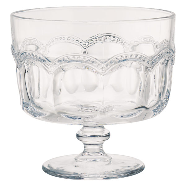 Pearl Ridge Trifle Bowl by Artland