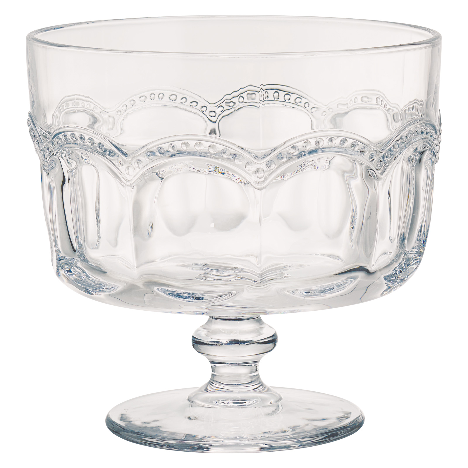 Pearl Ridge Trifle Bowl by Artland