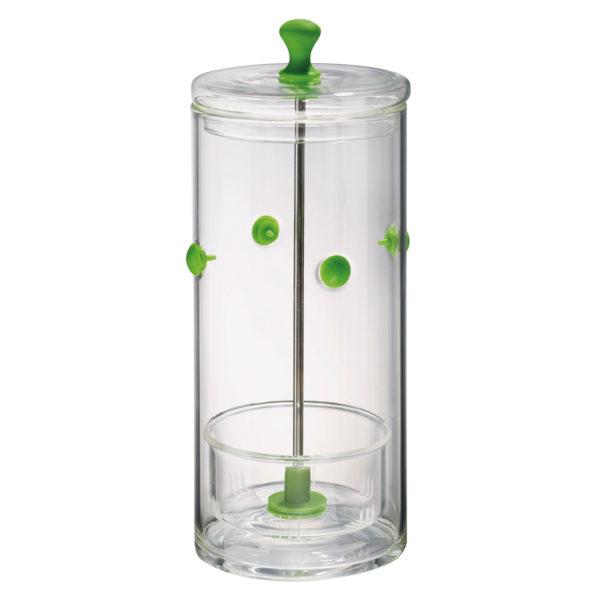 Glass Herb Keeper by Artland