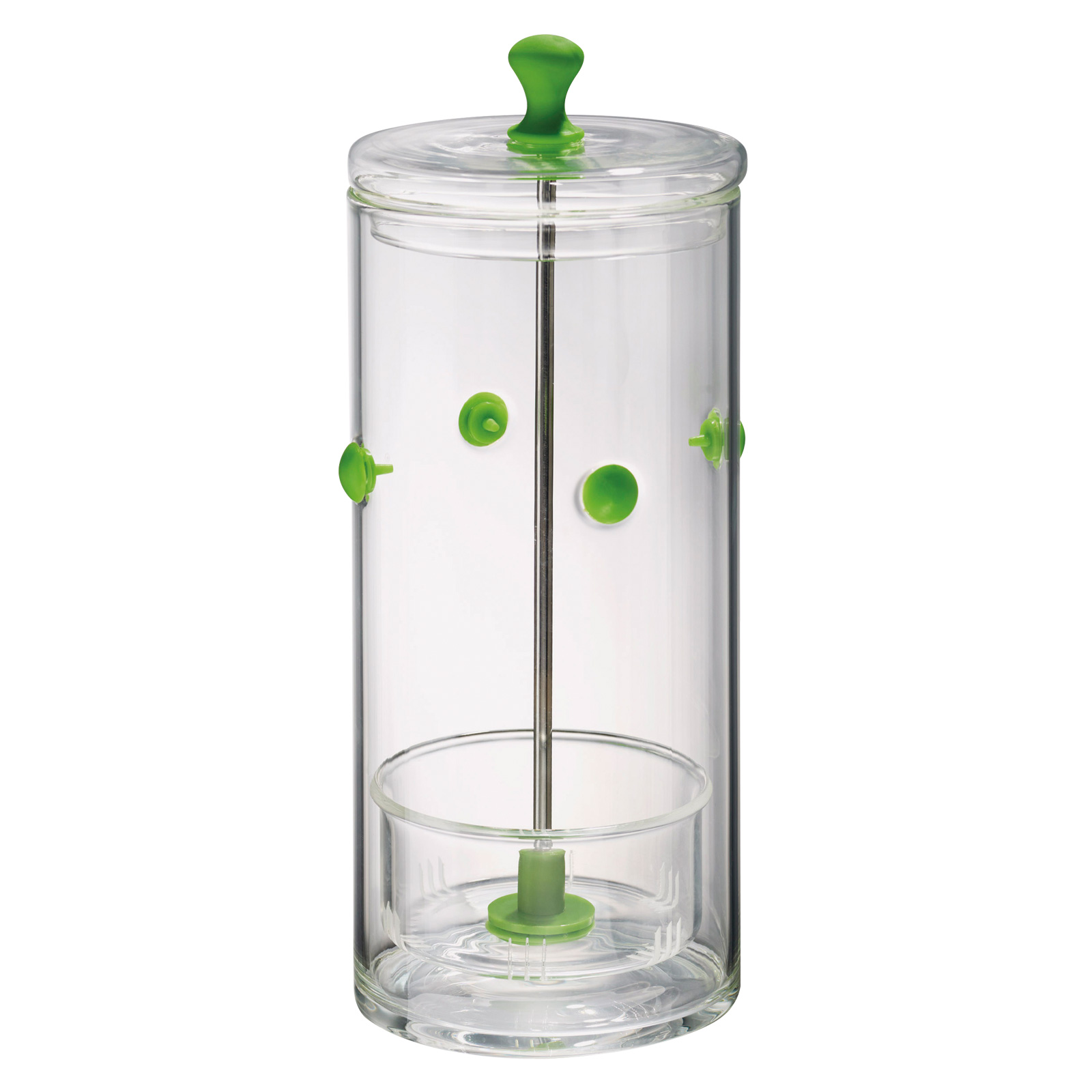 Glass Herb Keeper by Artland