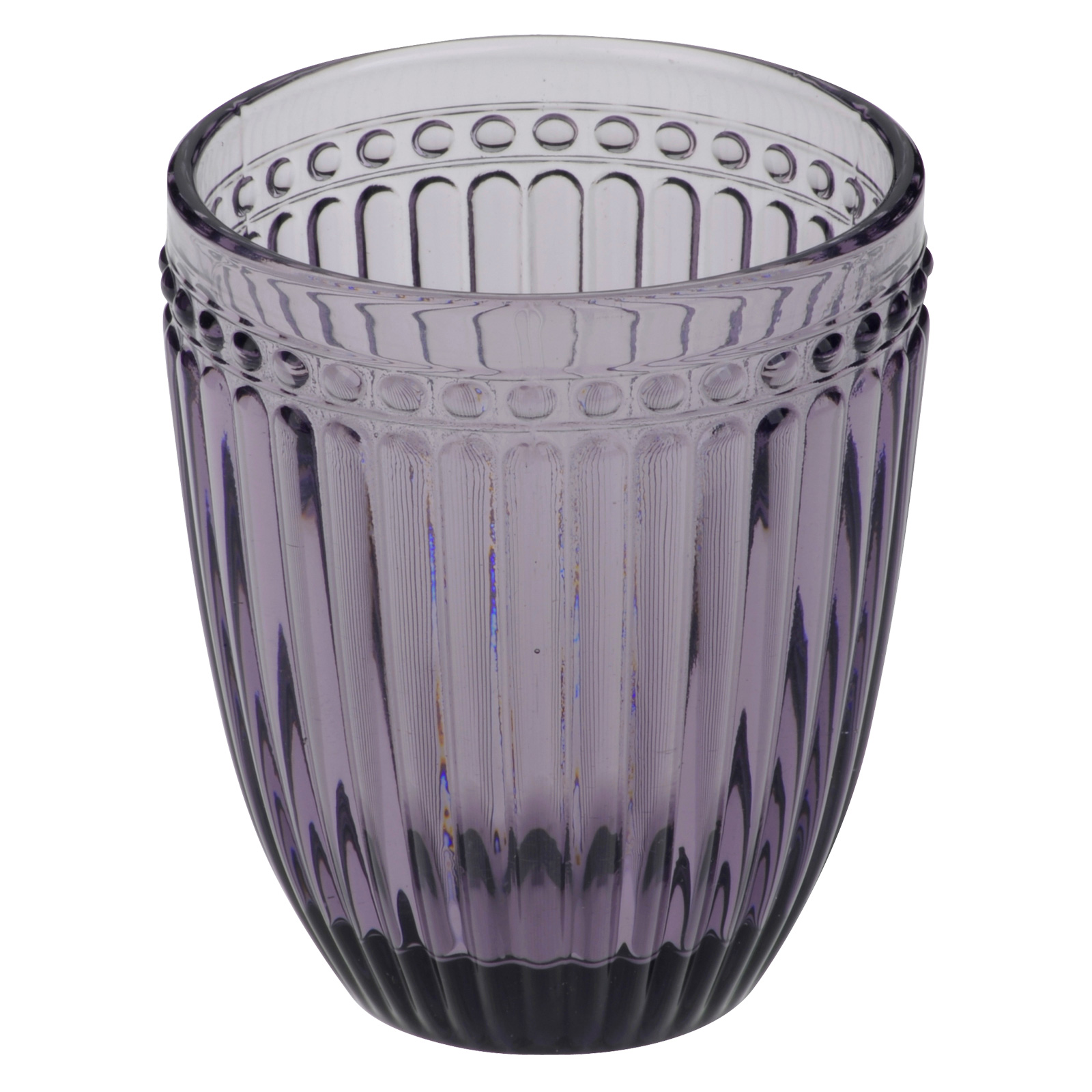 Set of 6 Loire DOF Tumblers Purple by Anton Studio Designs