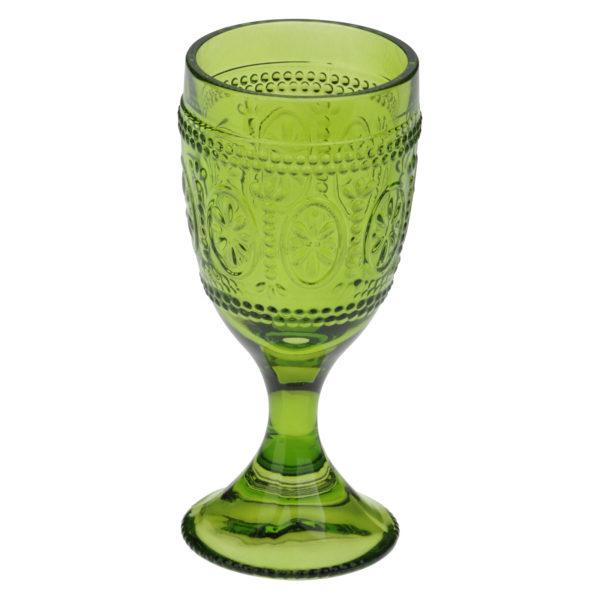 Set of 6 Savoie Goblets Green by Anton Studio Designs