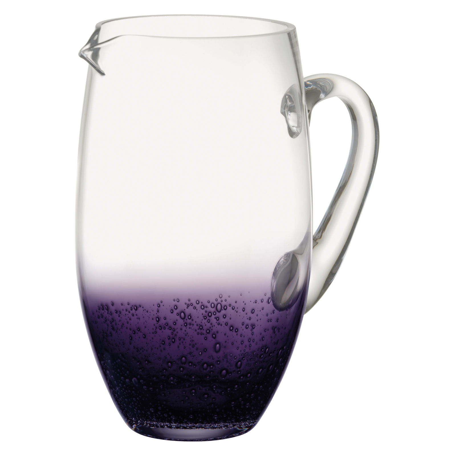 Fizz Purple Jug by Anton Studio Designs