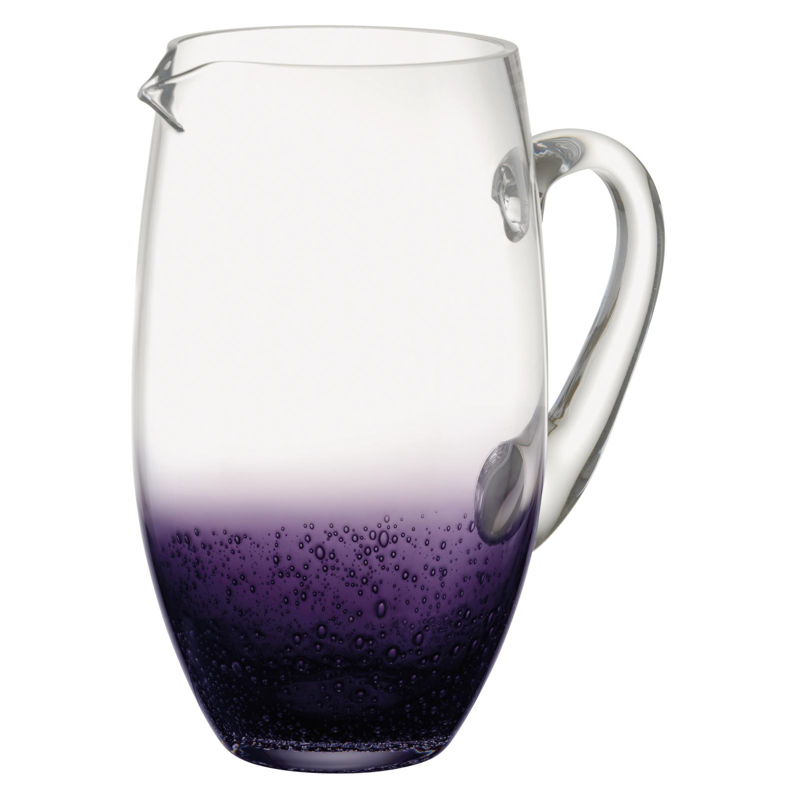 Fizz Purple Jug by Anton Studio Designs