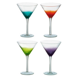 Fizz Cocktail Glasses - Set of 4