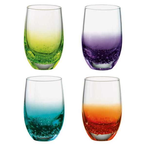 Fizz Shot Glasses - Set of 4