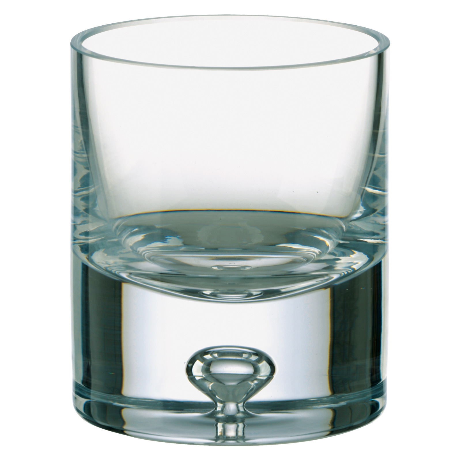 Set of 6 Bubble Base DOF Tumblers by Dornberger