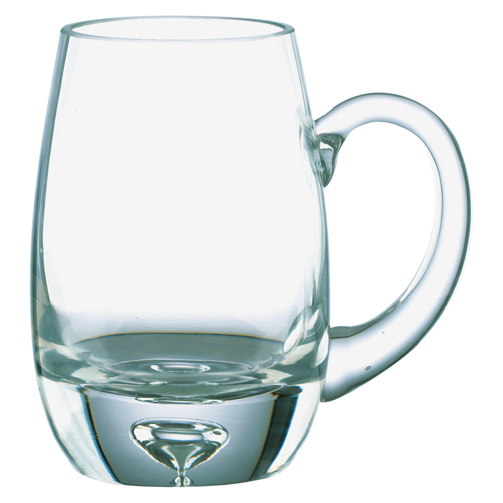 Bubble Base Barrel Tankard by Dornberger
