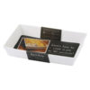 Quick Recipe Rectangular Roaster by BIA