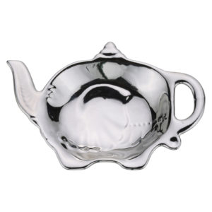 Elephant Teabag Tidy White by BIA