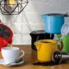 Infuse Teapot Black by BIA