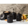 Biscuit Barrell Matte Black by BIA